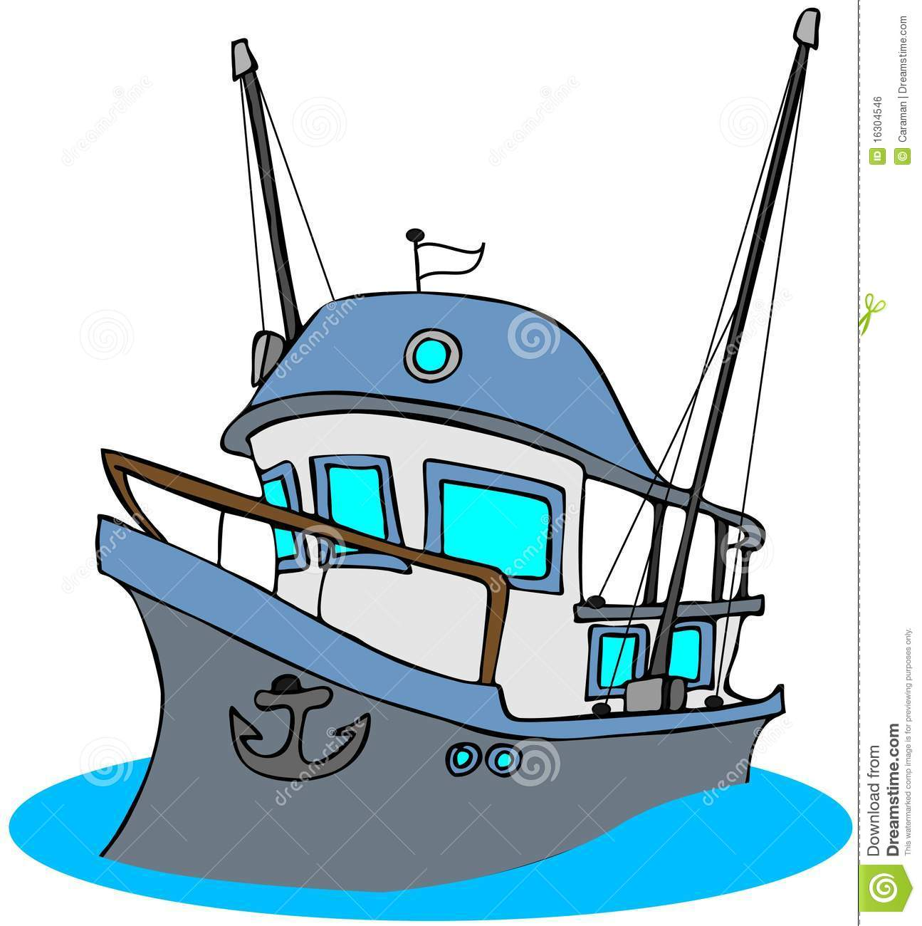 Free download best . Boat clipart fishing trawler