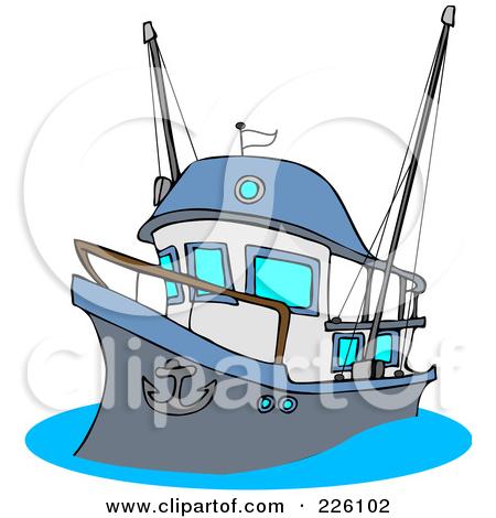 Boat clipart fishing trawler. Panda free images info