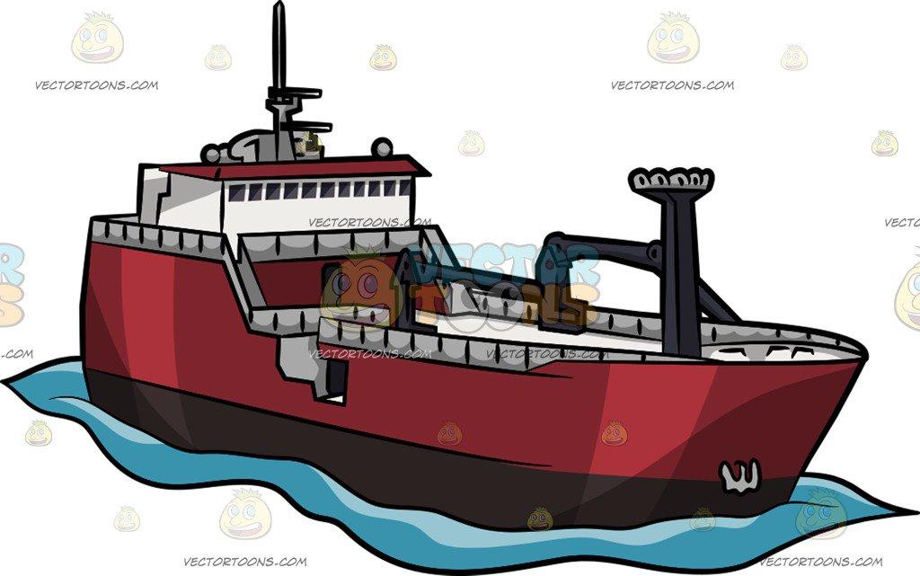 Free on. Boat clipart fishing trawler