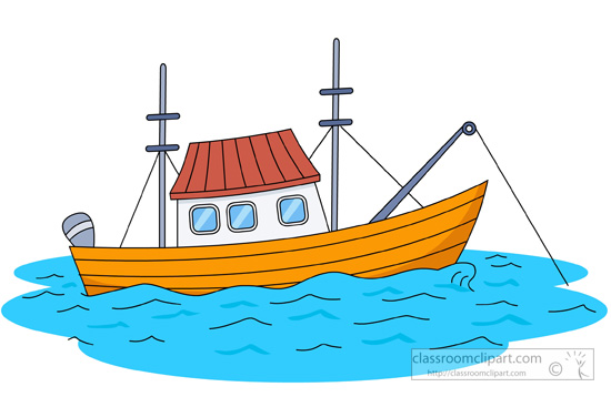 Search results for clip. Boat clipart fishing vessel