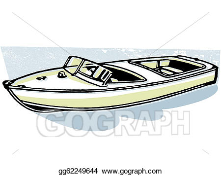 Boat clipart illustration. Stock a vintage of