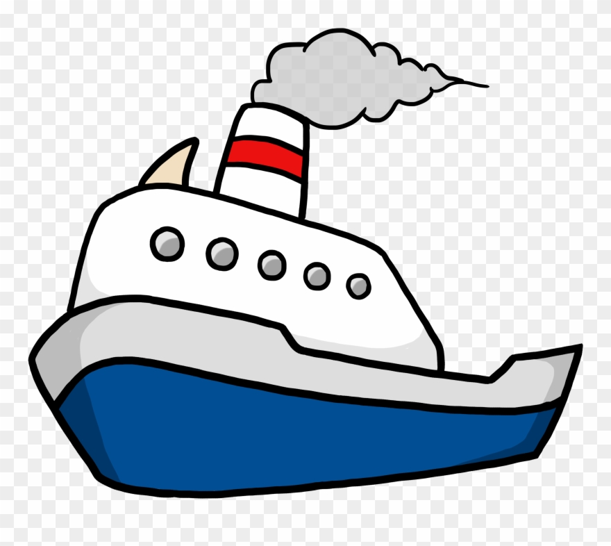 Boat clipart line art. Ship clip free images
