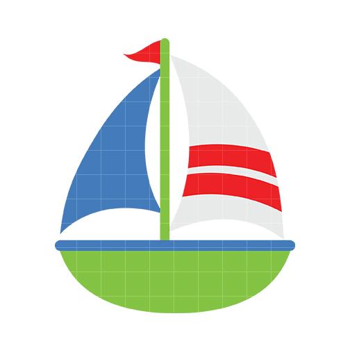 Boat clipart logo. Free sail download clip
