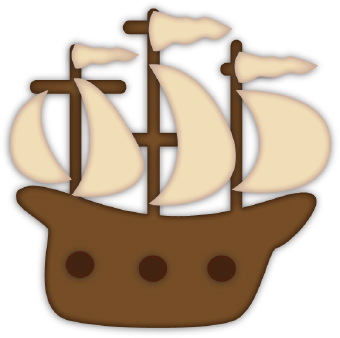 Boat clipart mayflower.  collection of ship