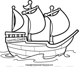 Free download ship black. Boat clipart mayflower