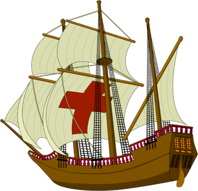 Mayflower clipart. Image thanksgiving clip art
