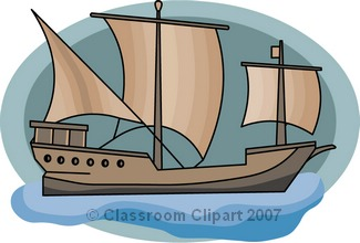 Boat clipart medieval. Pencil and in color