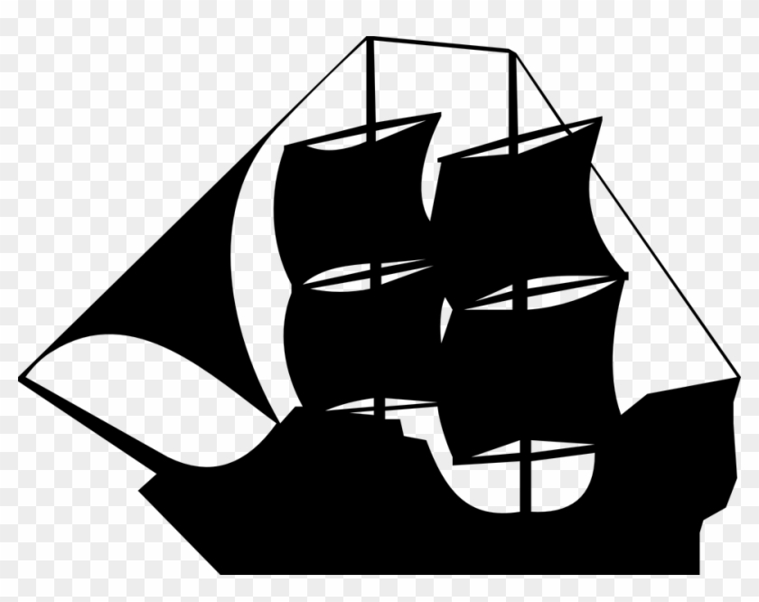 Pirate ship clip art. Boat clipart medieval