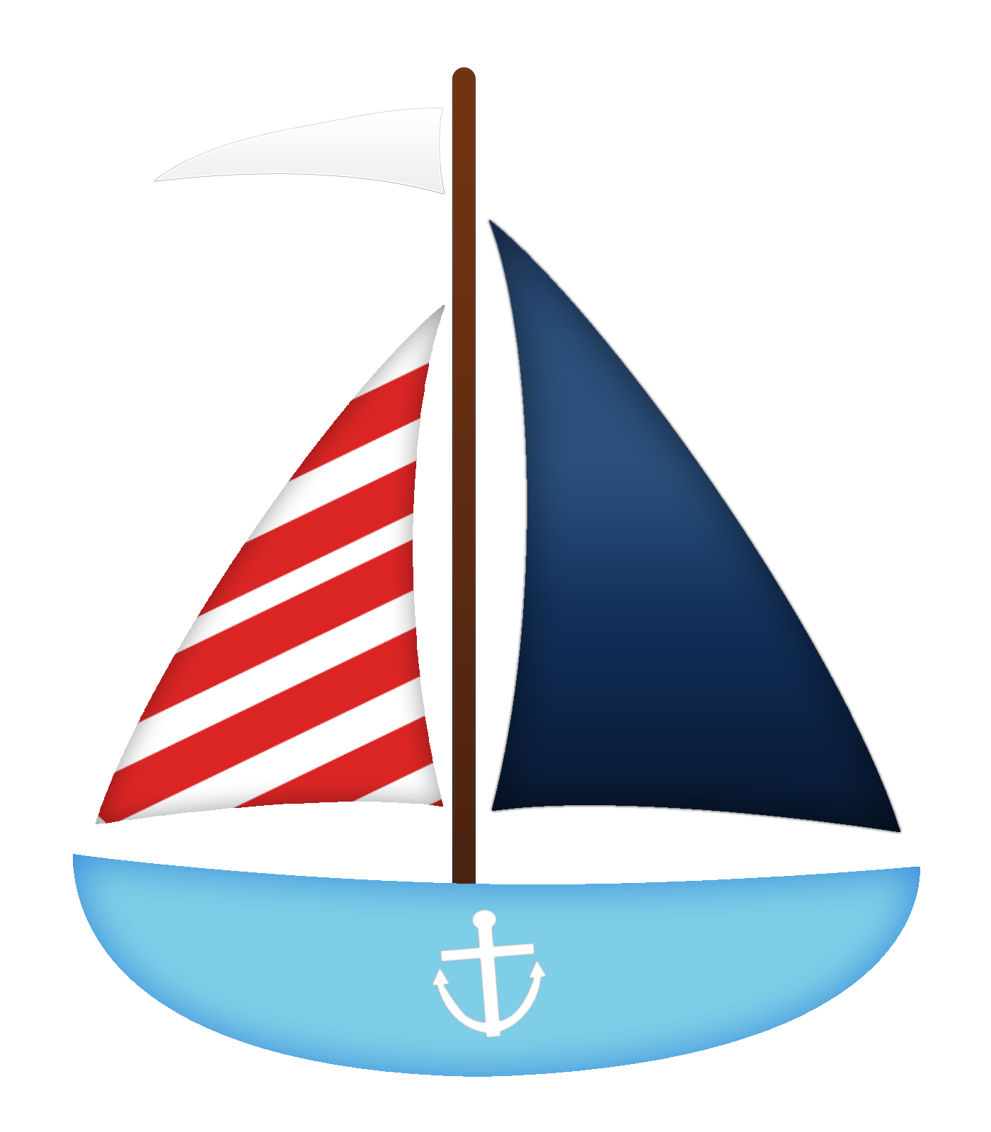 Number 1 clipart nautical. Sail boat pinterest boats