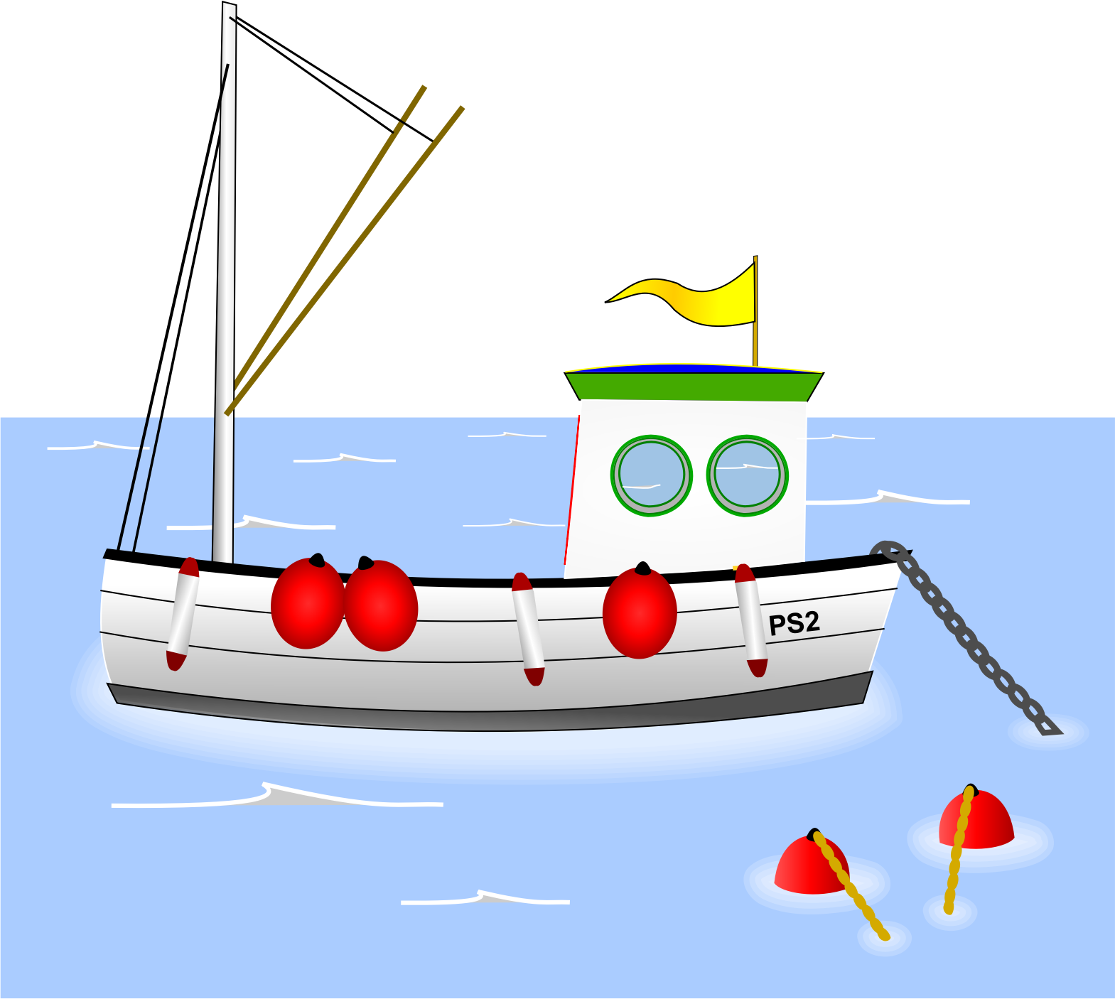 Old fashioned boat big. Patience clipart fishing
