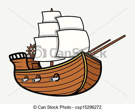 collection of easy. Boats clipart old fashioned