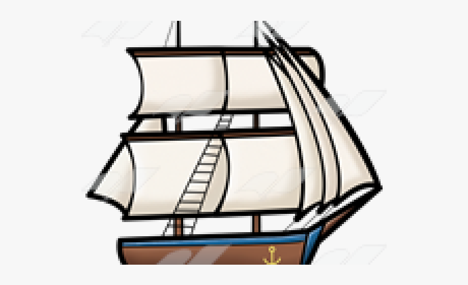 Boat clipart old fashioned.