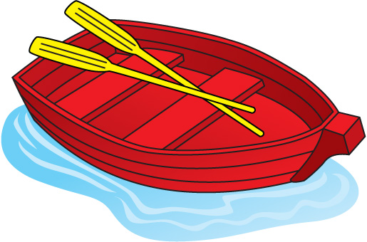 Free rowing boat download. Boating clipart row