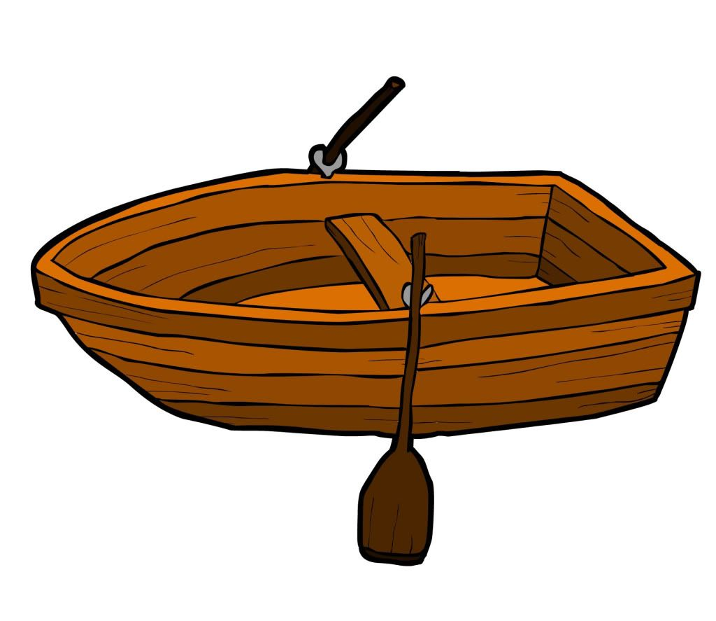 boating clipart row