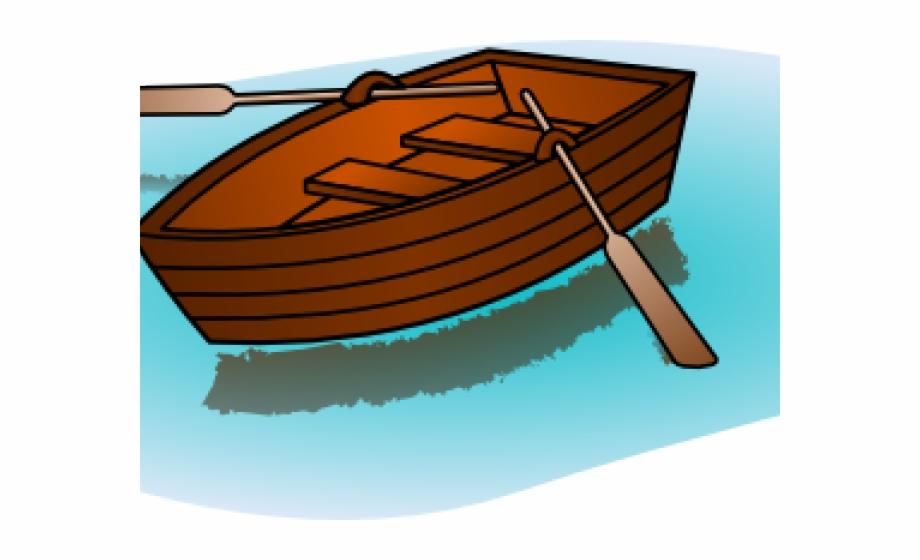 Canoe paddle yellow clip. Boat clipart row boat