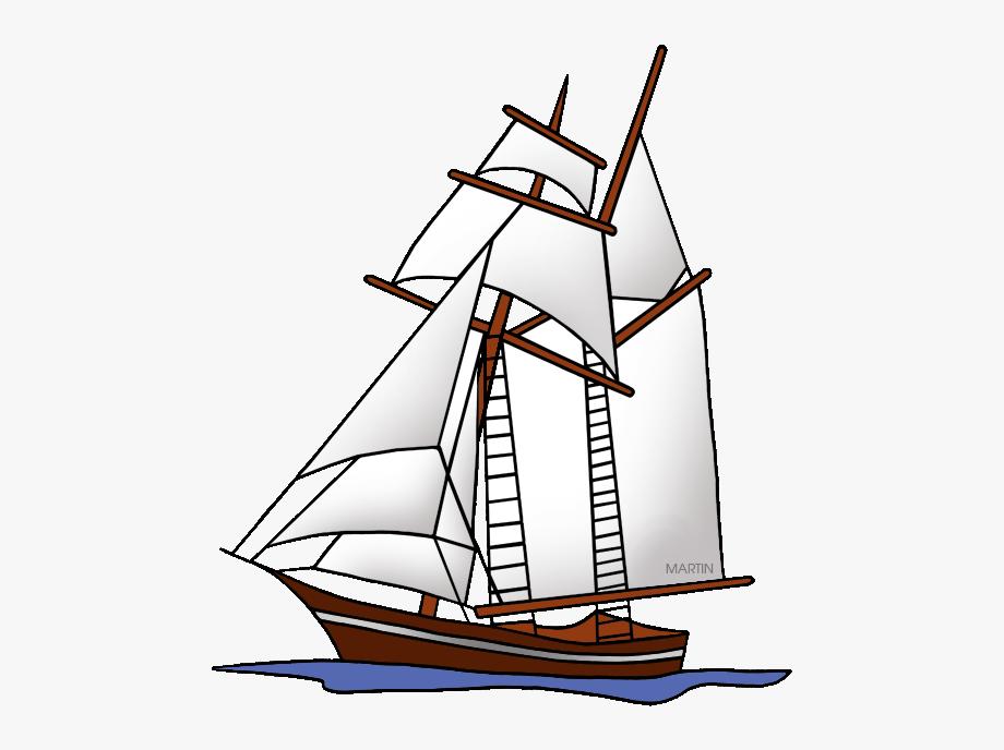 Boats clipart schooner. La amistad boat drawing