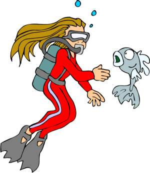 Fun diving pictures for. Boat clipart scuba