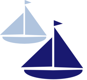Boat clipart silhouette. Sailboat clip art at