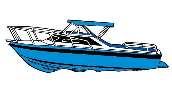 Boat clipart ski boat. Speed boats free download