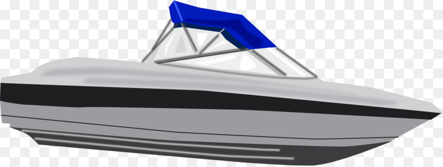 Cartoon drawing sailboat transparent. Boating clipart jet boat