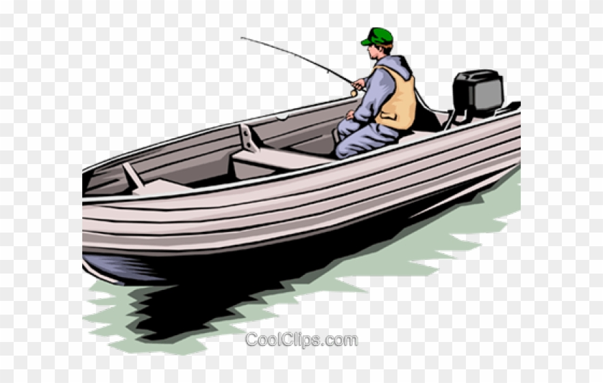 Boat clipart skiff. Fishing png download