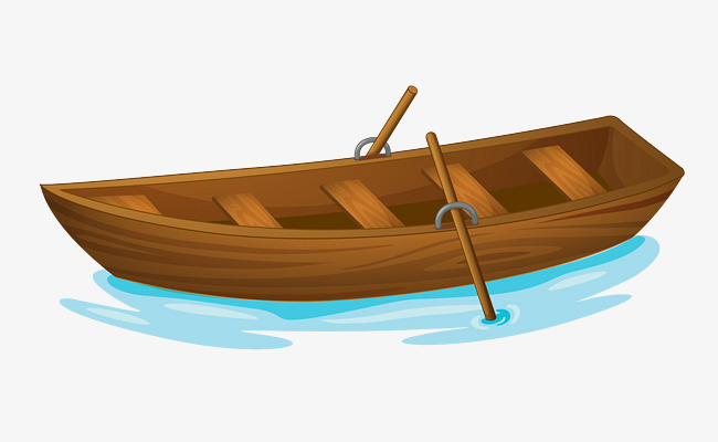 Boats clipart skiff. A boat river water