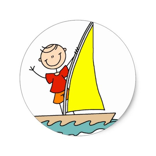 Boats clipart stick figure.  best cookie decorating