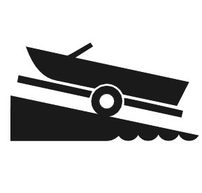Boat clipart symbol. Free ramp graphics images