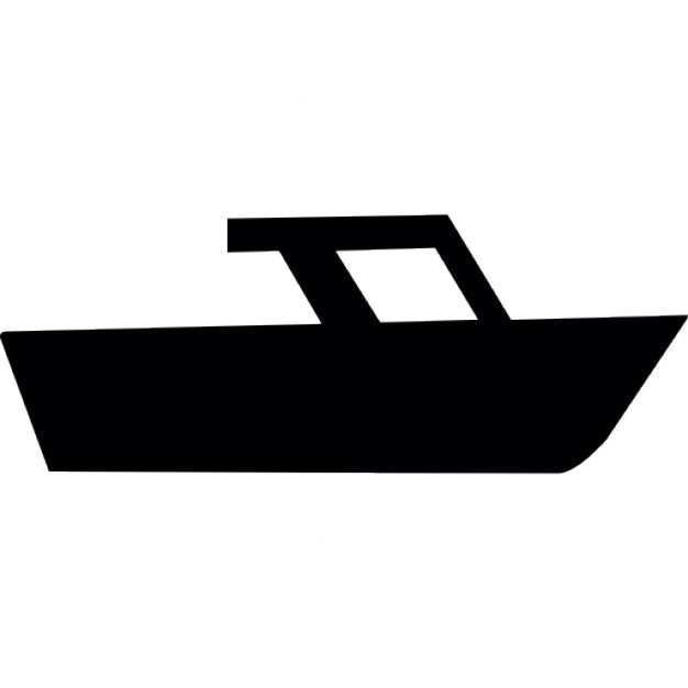 Silhouette clip art at. Boat clipart symbol