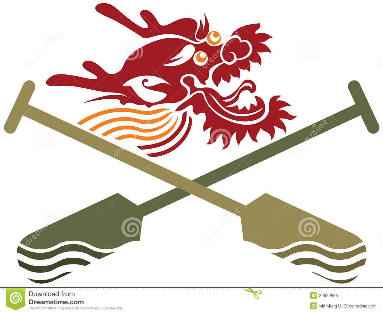 Boat clipart symbol. Sport for dragon racing