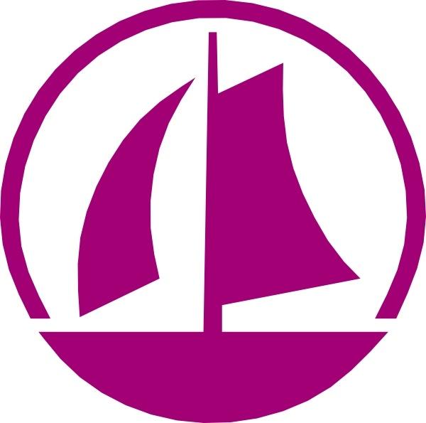 Nautical marina clip art. Boat clipart symbol