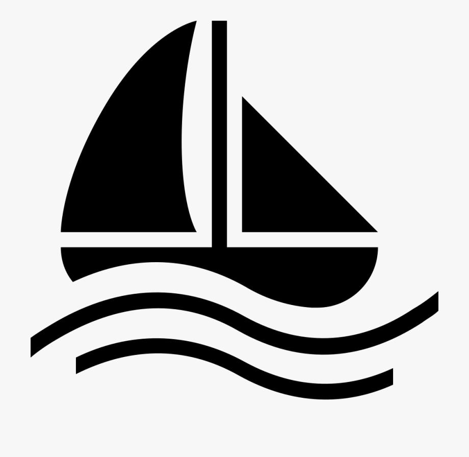 Sailing ship png free. Clipart boat symbol