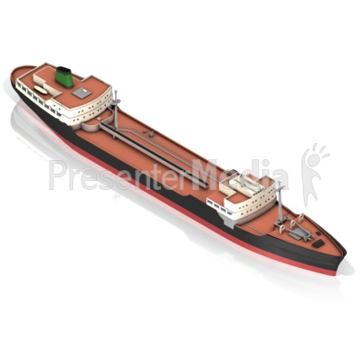 Ship presentation great for. Boat clipart tanker