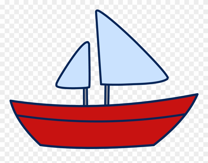 Sailboat clip art . Boat clipart transparent background