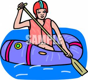 Boat clipart tubing. Extreme river