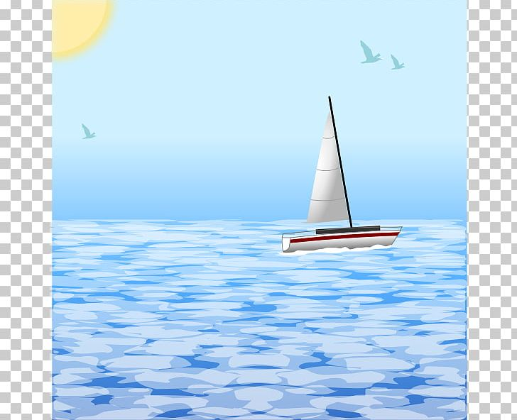 Boat clipart underwater. Sea ocean png calm