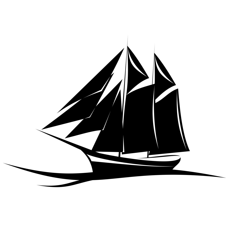 Art download. Boat clipart vector