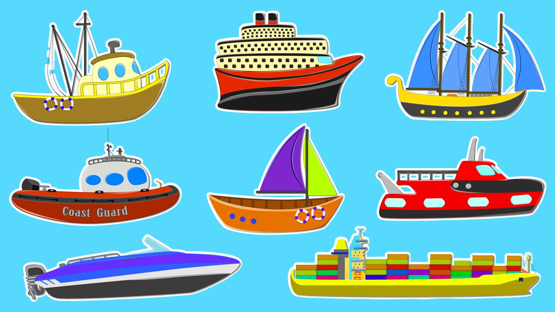 Boat clipart water transport, Boat water transport ...