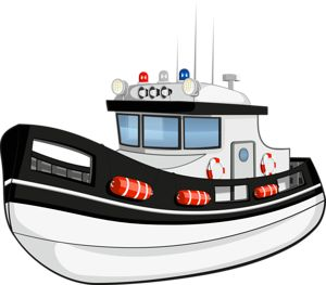 Boat clipart water transport. Station