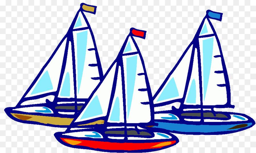Boat clipart watercraft. The race sailboat regatta