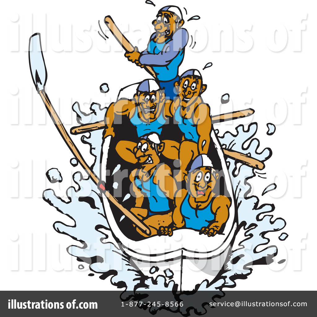 Illustration by dennis holmes. Boating clipart