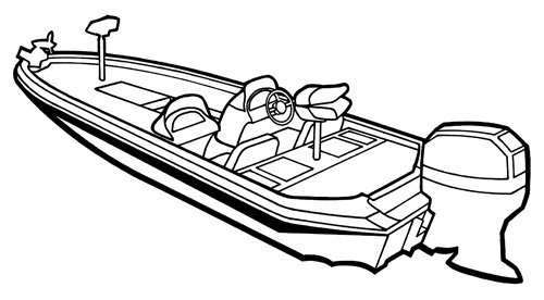 Drawing at getdrawings com. Boating clipart bass boat