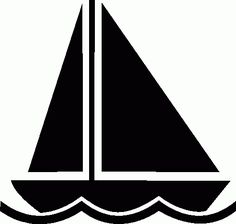 Pin by wench on. Boating clipart beach