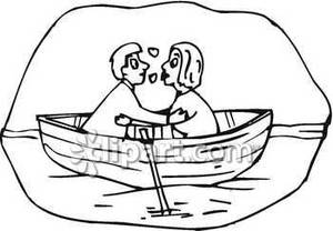 Boating clipart black and white. Speed boat panda free