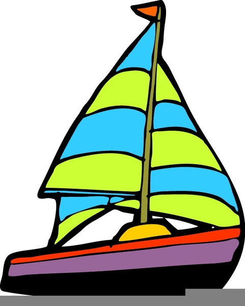 Free cartoon boats images. Boating clipart boart