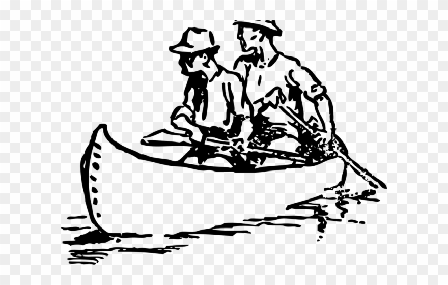 Fisherman ve lost lbs. Boating clipart boat ride
