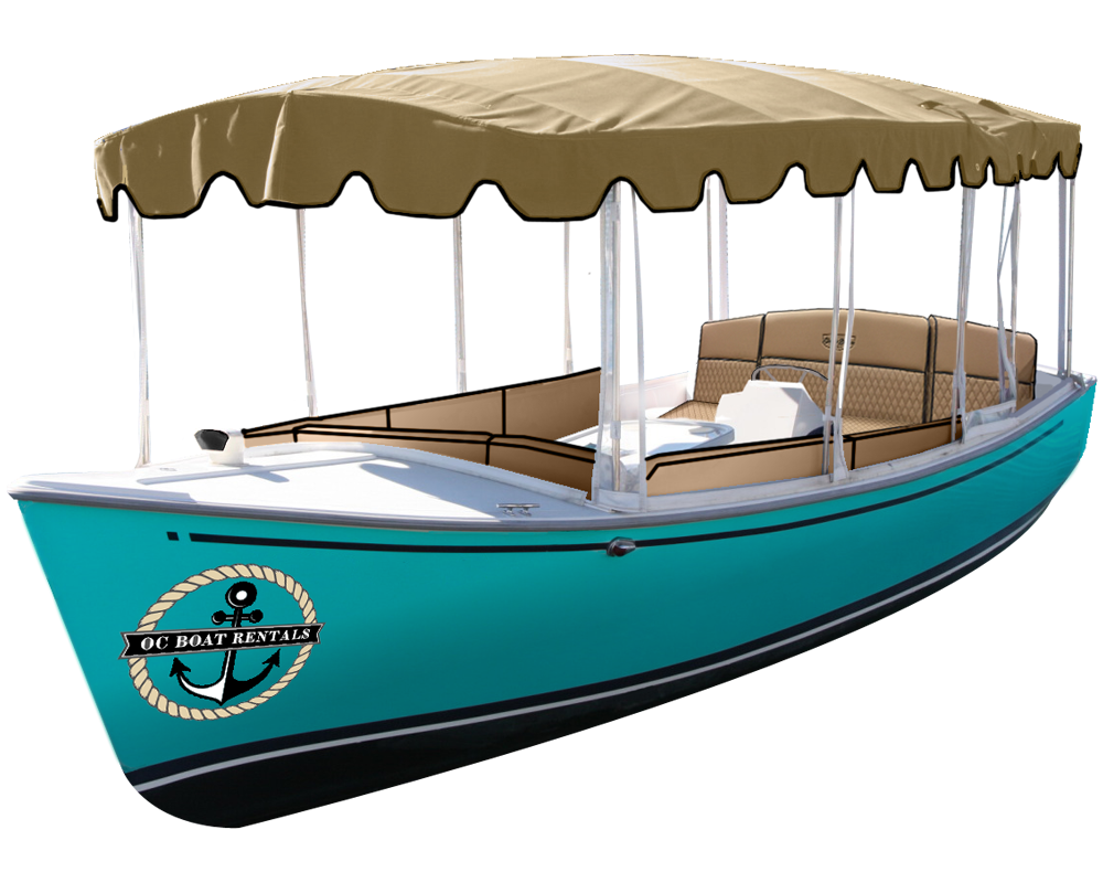 Duffy boats for rent. Boating clipart boat ride