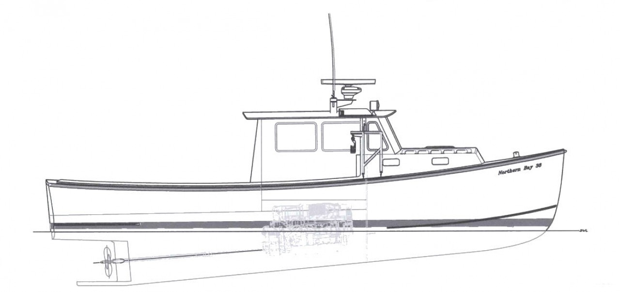 Northern bay northernbay boats. Boating clipart cabin cruiser