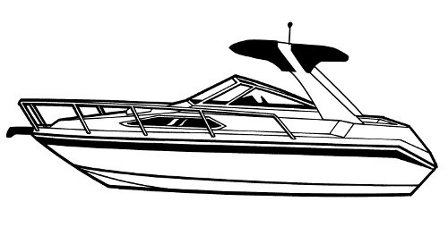 Boating clipart cabin cruiser. Carver boat covers for