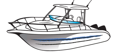 Walkaround for sale research. Boats clipart cabin cruiser
